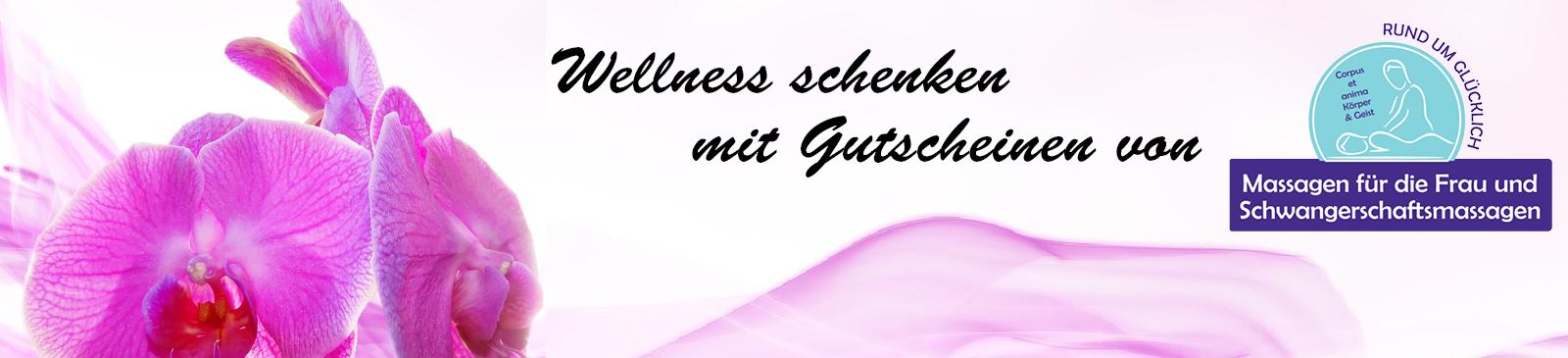 Wellness Gutschein von RUND UM GLÜCKLICH