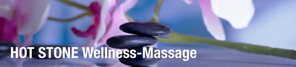 HOT STONE Wellness-Massage bei RUND UM GLÜCKLICH