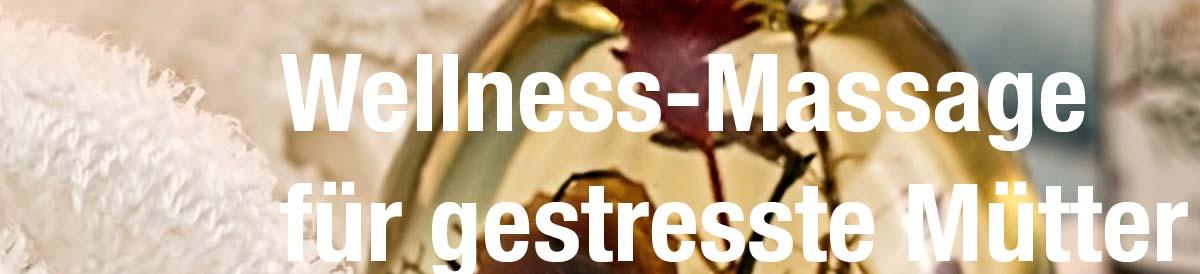 Wellness-Massage für gestresste Mütter bei RUND UM GLÜCKLICH